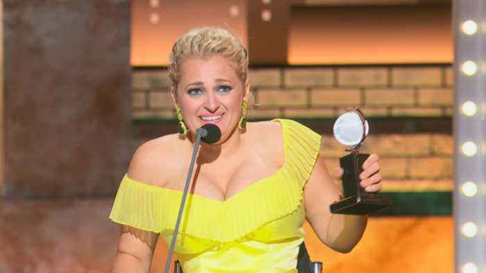 Ali Stroker Wins Best Featured Actress In A Musical At The 2019 Tony Awards