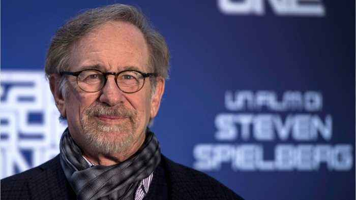 Steven Spielberg Writing Horror Series That Can Only Be Watched at Night