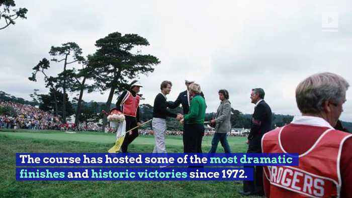 History of U.S. Open at Pebble Beach
