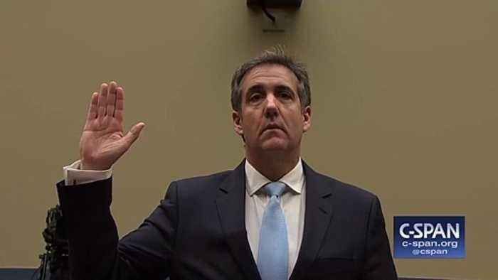 Cohen Tweets His Prison Mailing Address 'For Future Correspondence'