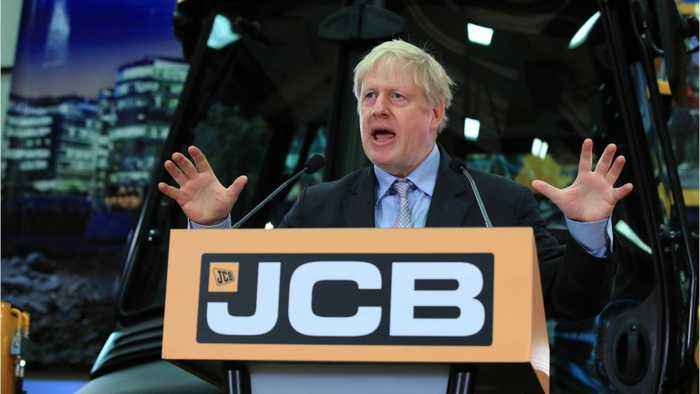 UK's Johnson says he would withhold $50 Billion Brexit payment