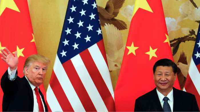 China may have held backdoor talks with tech companies ahead of G20 meeting