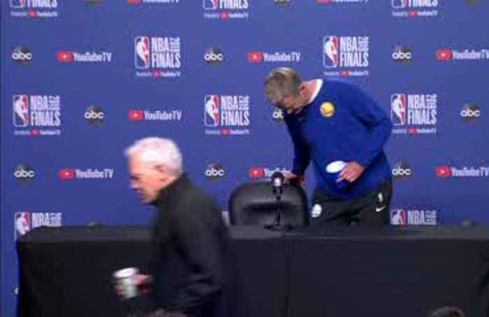 Kerr hopeful Durant can return from injury for must win game five of NBA Finals