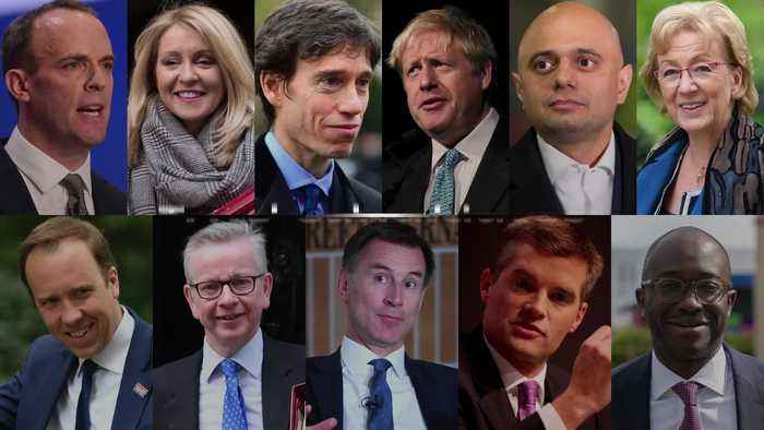 Tory leadership race: Who are the contenders so far?