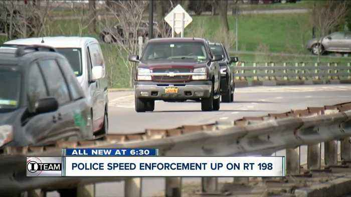 The new tool police are using to catch you speeding on the 198