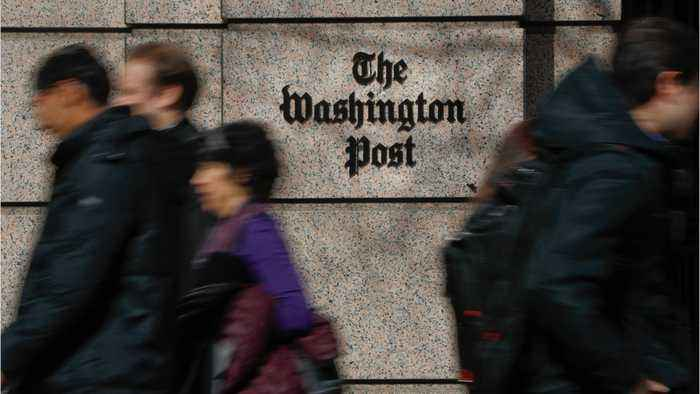 China Has Blocked The Washington Post And The Guardian