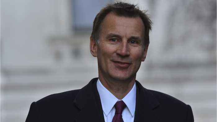 Jeremy Hunt Says Brexit Is Vital To The Conservative Party