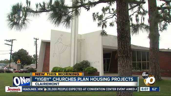 Churches look for ways to build affordable housing to help homeless