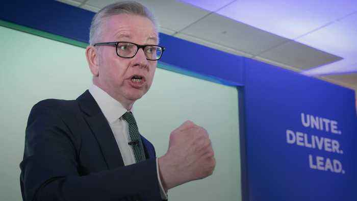 Michael Gove takes aim at Boris and declares he's 'in it to win it'