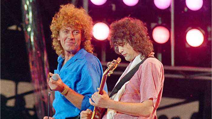U.S. Appeals Court To Revisit Led Zeppelin Case