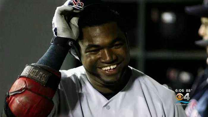 former Boston Red Sox Great David Ortiz Recovers After Being Shot
