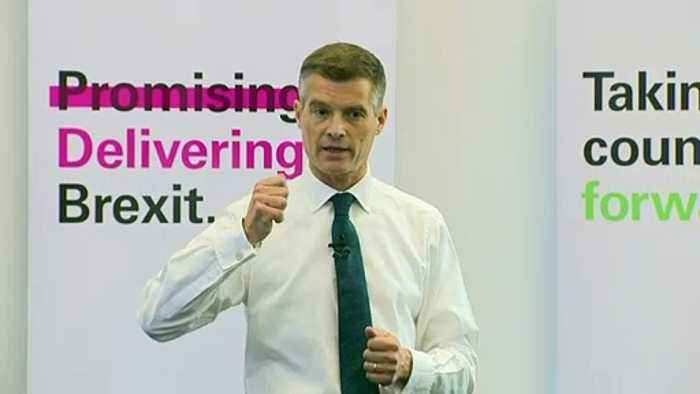 Mark Harper launches his Tory leadership campaign