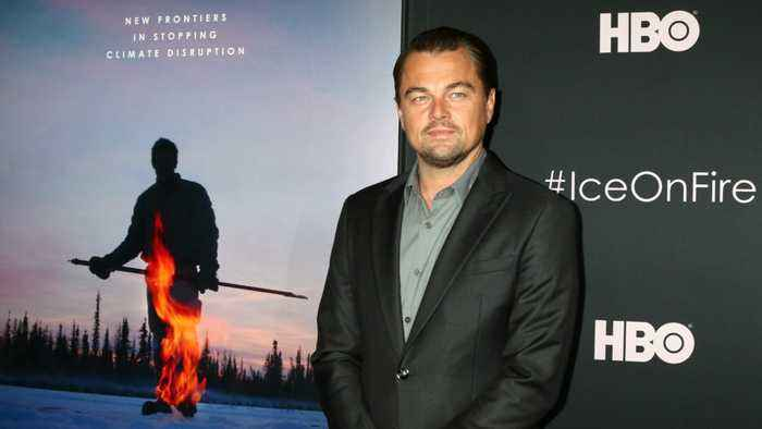 Leonardo DiCaprio Spotlights Urgency Of Climate Crisis In 'Ice On Fire'