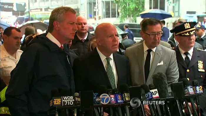 'No indication' of terrorism in helicopter crash: NYC mayor