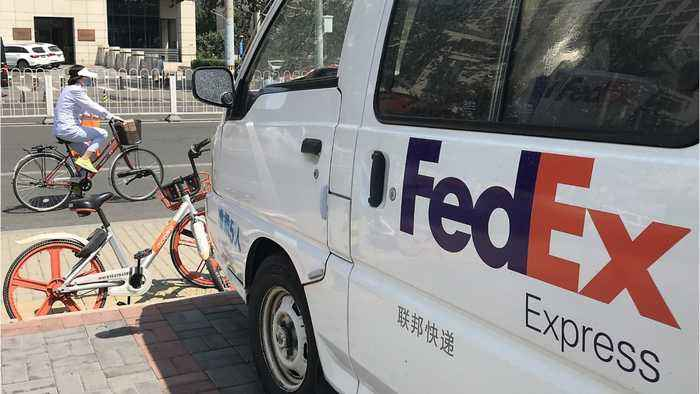 FedEx Will Not Renew Contract With Amazon