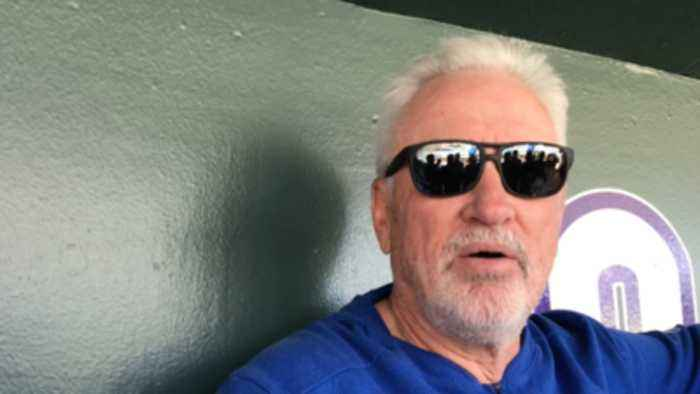 Cubs manager Joe Maddon on Kris Bryant's recovery and his interactions with David Ortiz