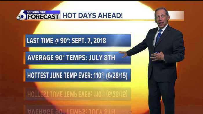 Climate Matters Monday - Summer Heat