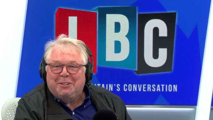 Nick Ferrari: This Is What The BBC Licence Fee Pays For
