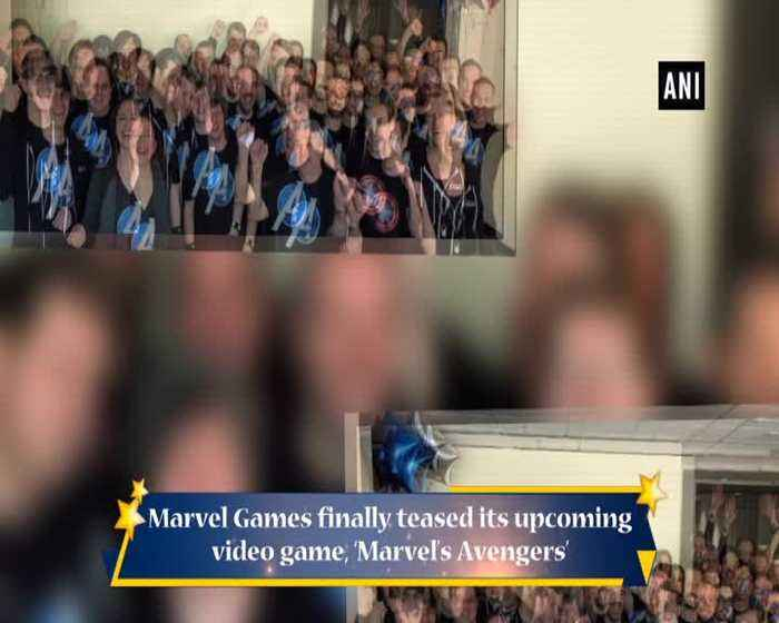 Marvel's Avengers video game teaser out