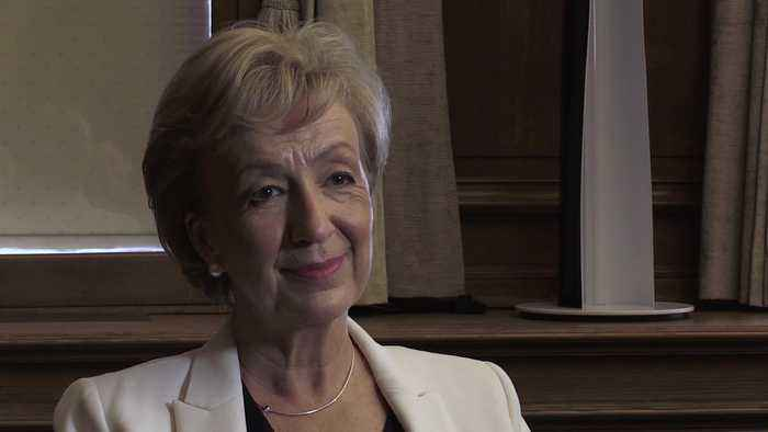 Andrea Leadsom quick-fire questions: Drugs, books and Love Island