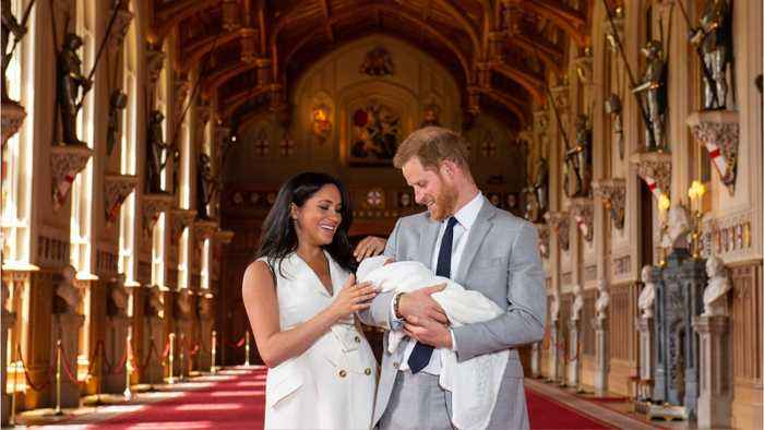 Meghan Markle And Prince Harry Reportedly Hiring A Nanny For Baby Archie