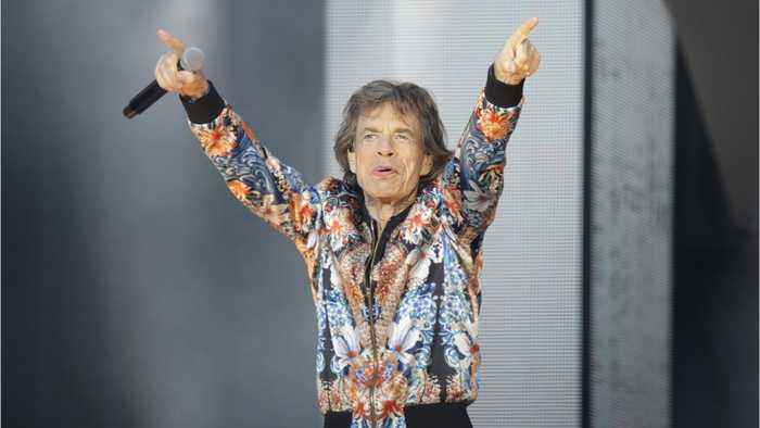 Mick Jagger Is Feeling 'Pretty Good'