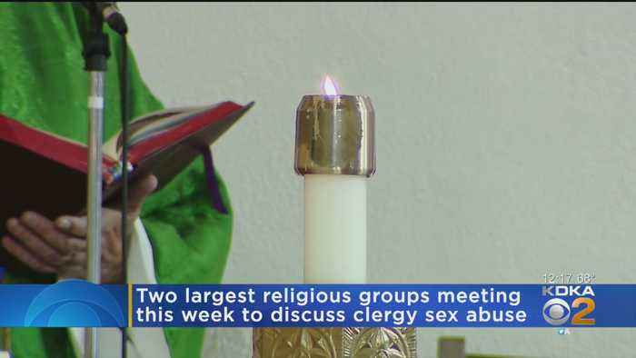 Multiple Catholic Bishops In The U.S. Gather To Combat Sexual Abuse