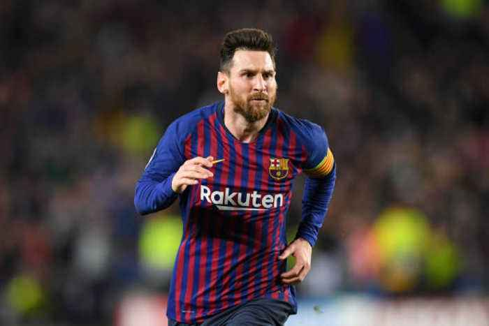 Lionel Messi Tops Forbes Highest Paid Athlete List