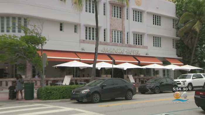 An Intimate Look At The Newly Renovated Cardozo South Beach Hotel