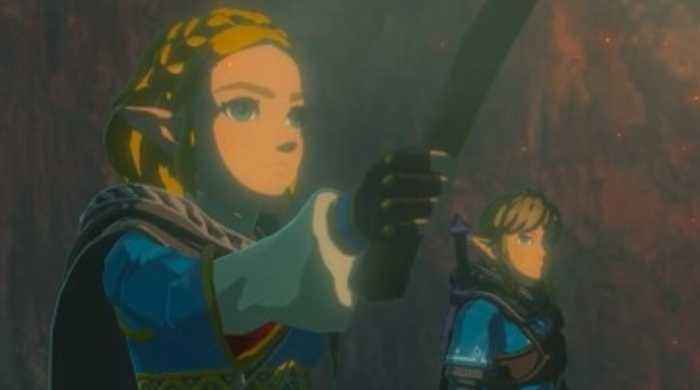 'The Legend of Zelda: Breath of the Wild' Is Getting a Sequel