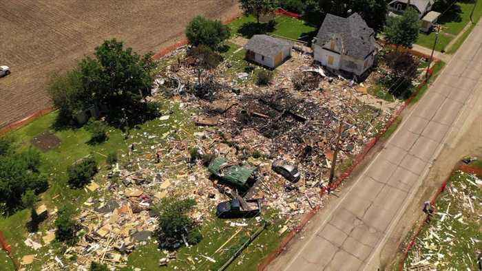 Two People Killed in House Explosion in Rural Illinois