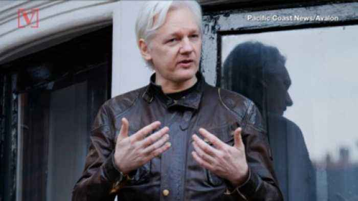 U.S. Files Formal Extradition Request for WikiLeaks Founder Julian Assange