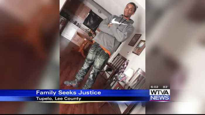 Family seeks justice for son's death in Tupelo