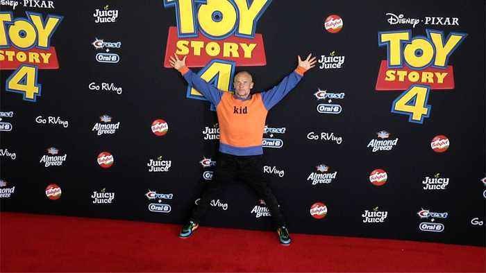 Flea 'Toy Story 4' World Premiere Red Carpet