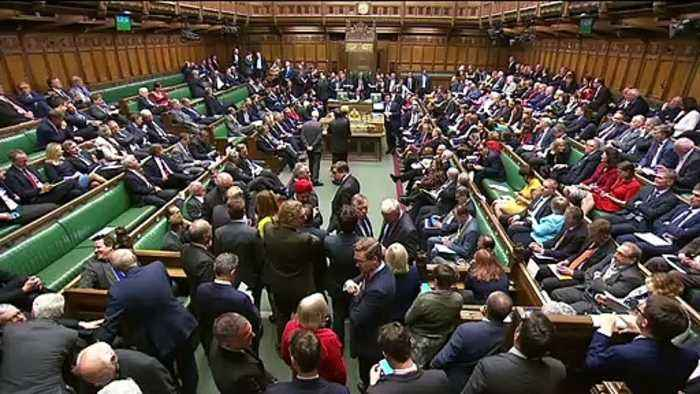MPs reject Labour motion to block no-deal Brexit