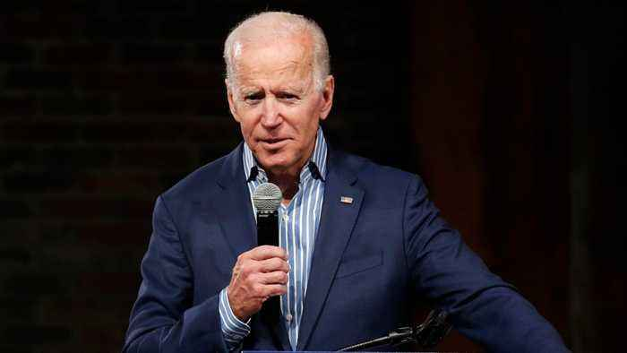 Biden Puts His Foot In His Mouth Again