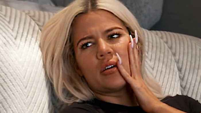 Khloe Kardashian Reacts To Claims She Cheated With Tristan Thompson