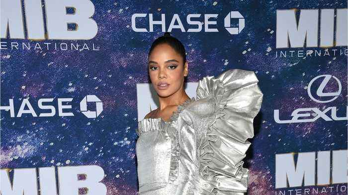 Tessa Thompson Is Fine With 'Men In Black' Title