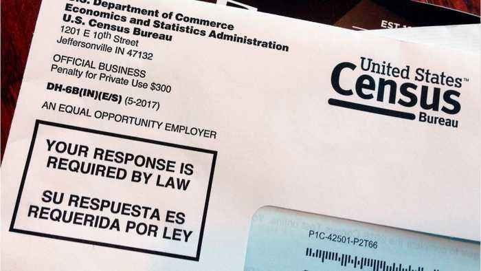 Trump Won't Let Congress See Census Records