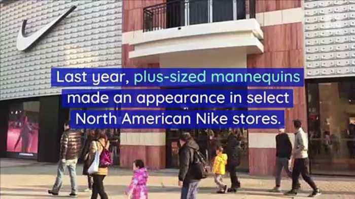 Nike Is Adding Plus-Sized Mannequins to Its Stores