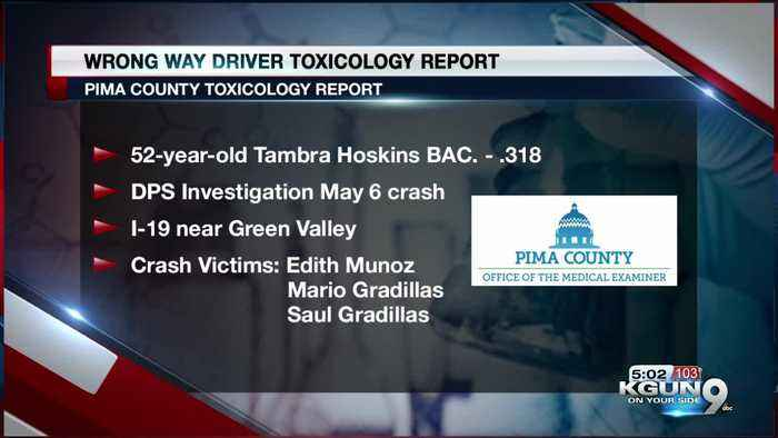 4 killed in wrong-way crash near Green Valley identified