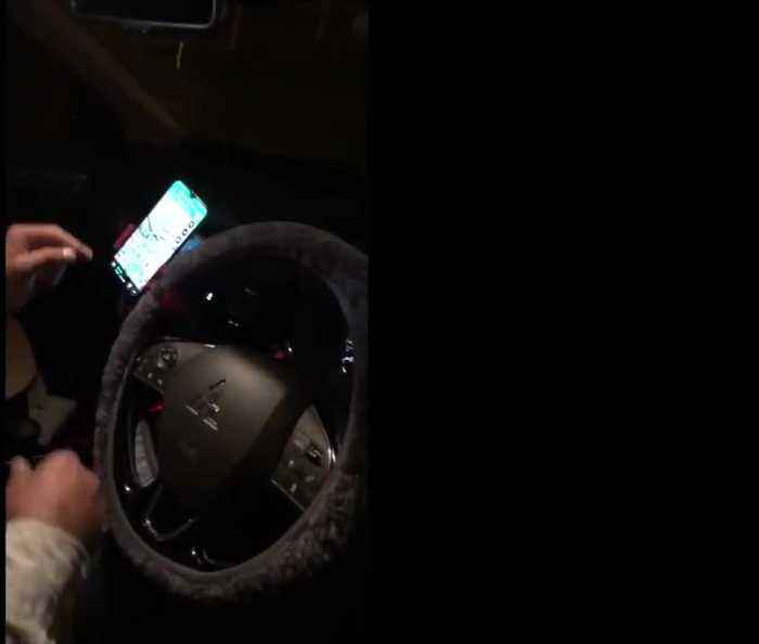"""""""So Dangerous"""": Police Find Phone Strapped to Steering Wheel So Driver Can Check Cricket Updates"""