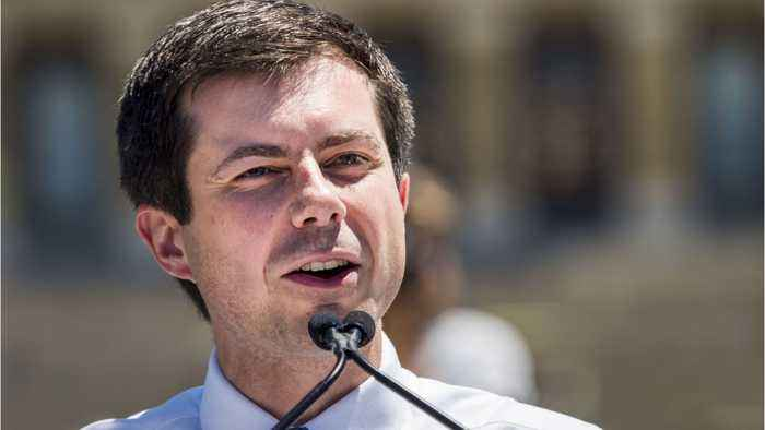 Buttigieg criticizes all of Trump's foreign policy in a speech
