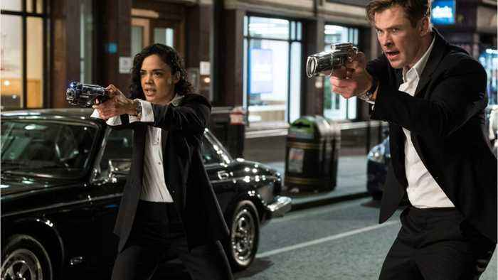 What Do Critics Think Of The New 'Men in Black: International'?