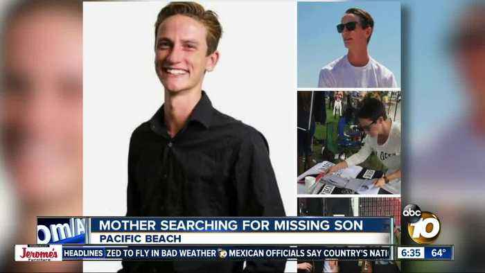 One year after his disappearance, a mom continues to search for her missing son in San Diego