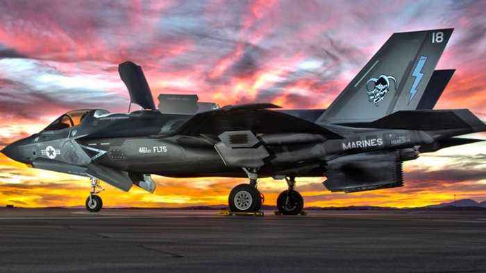 Pentagon prepares to purchase more F-35 stealth fighter planes that fail tests