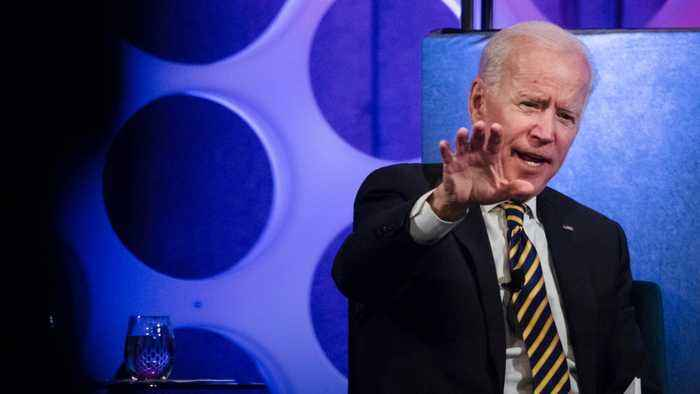 Joe Biden Criticizes Amazon Allegedly Not Paying Taxes