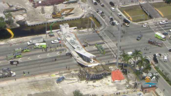 New Report Sheds Light On Grave Mistakes Made Before FIU Bridge Collapsed
