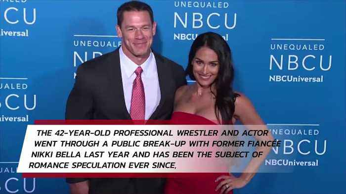 John Cena doesn't let rumours get to him