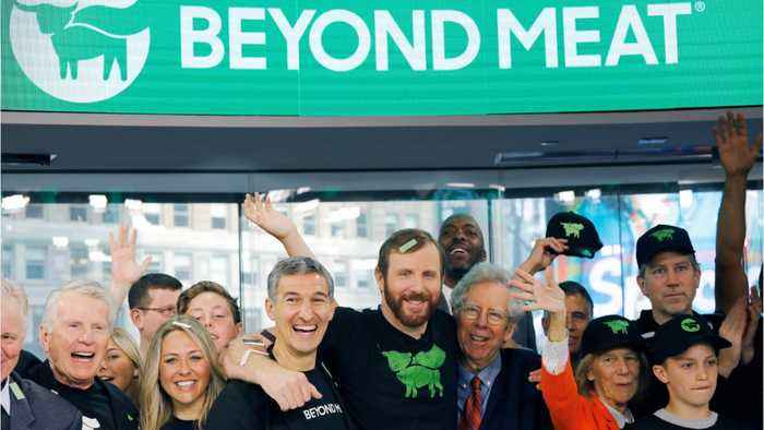 Beyond Meat Crashes